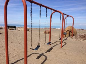 Family Friendly Freeport Beach And Playground