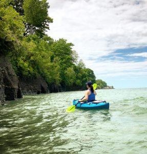 Kayaking North East, PA