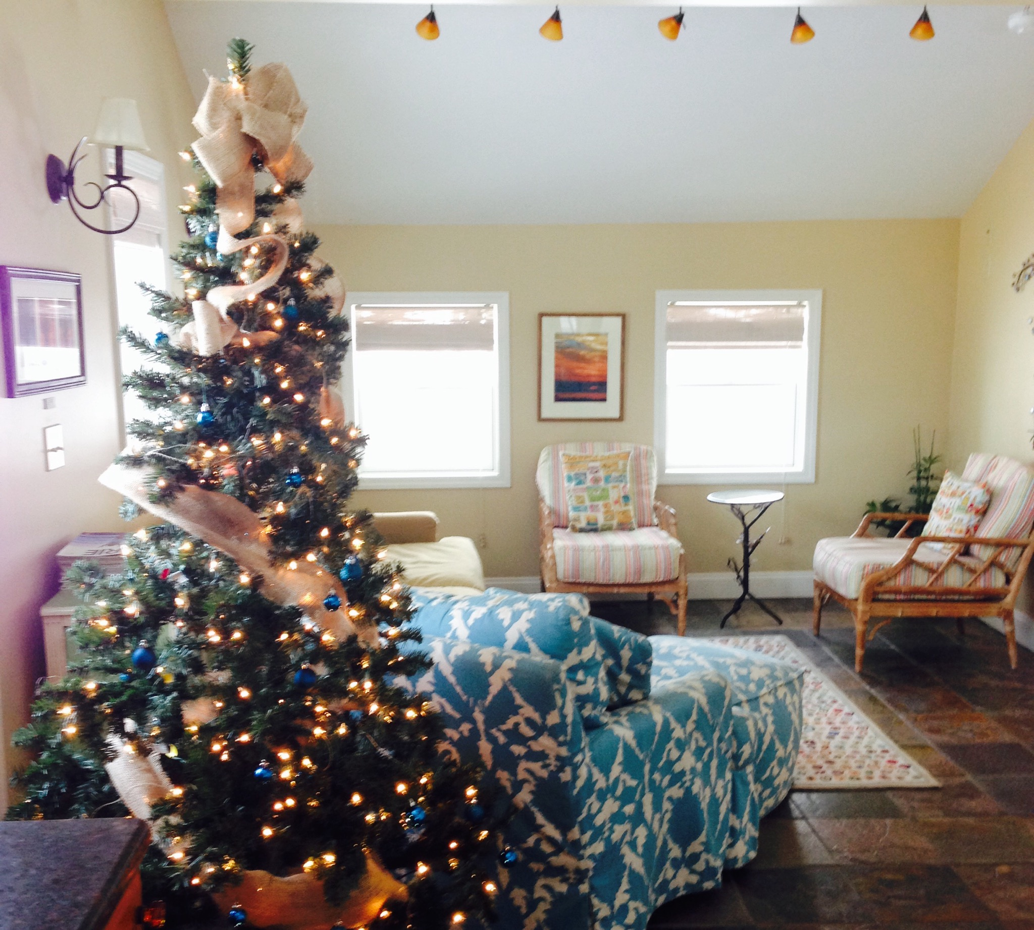 Cottage Rentals in Erie PA for the Holidays