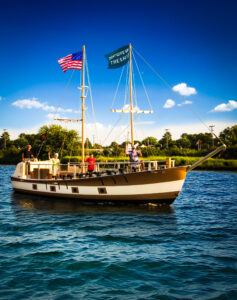 historic ship lake erie